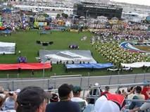Daytona pre race