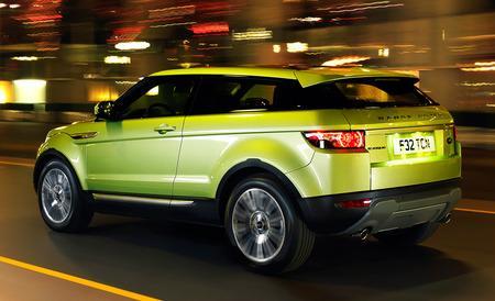 Rover Evoque